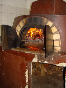 Boogaloos Oven Before
