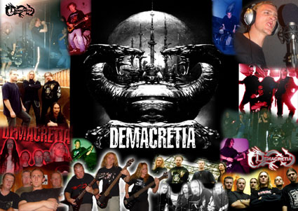 Demacretia Photo Collage